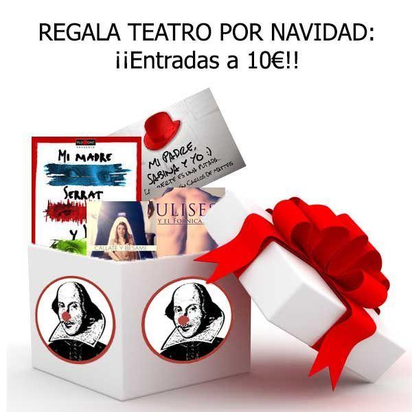 Promociones de teatro Madrid